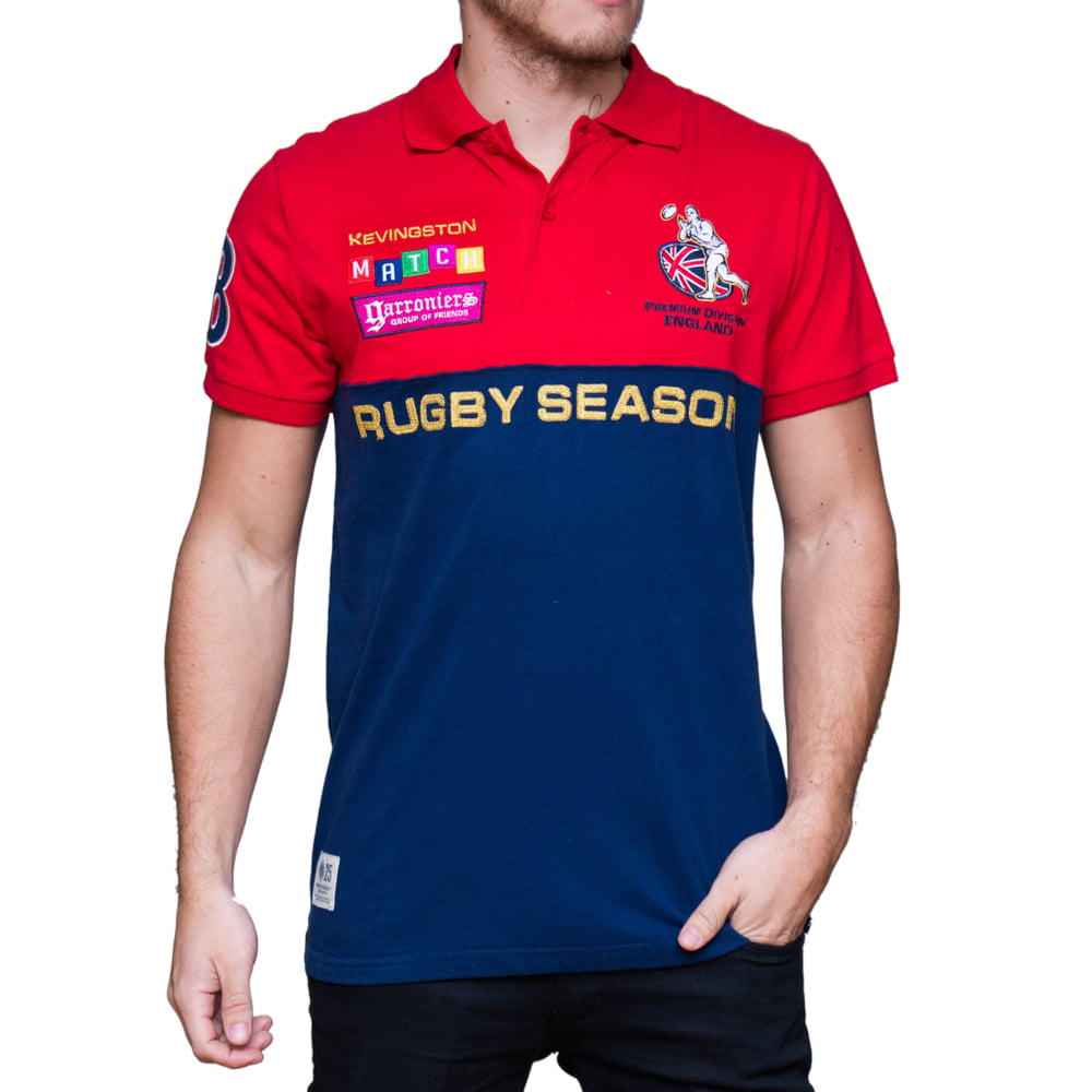 POLO VOLDA RUGBY M/C - ENGLAND