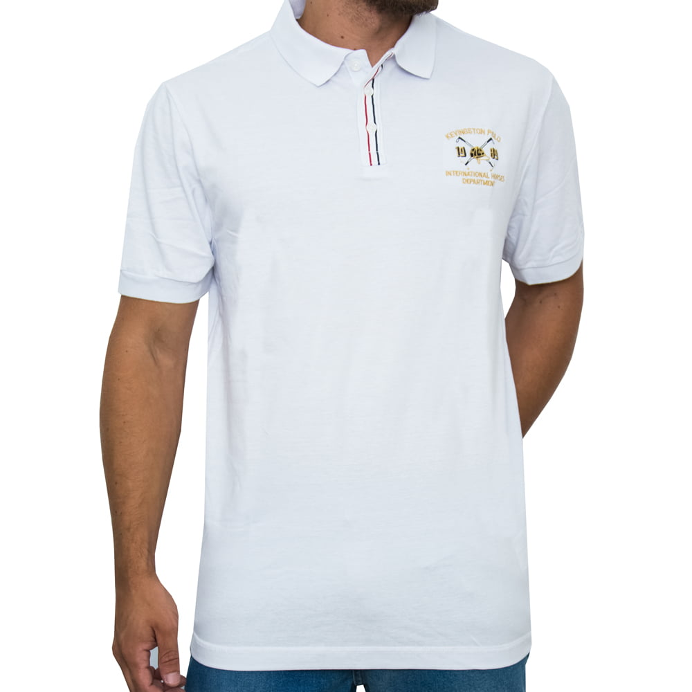 POLO ALLURE RUGBY M/C - BRANCA