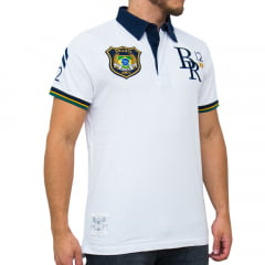 POLO CANDEM II RUGBY M/C - BRANCO