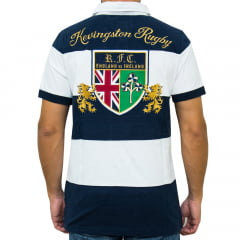 POLO HARD RUGBY M/C - BRANCA