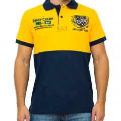 POLO HARDER RUGBY M/C - AMARELA