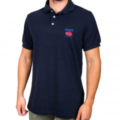 *POLO SERIES RUGBY M/C - AZUL