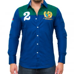 CAMISA WILMSLOW RUGBY M/L - SOUTH AFRICA