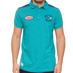 POLO BOKS RUGBY M/C - VERDE