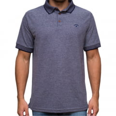 POLO DOWALLY M/C - AZUL
