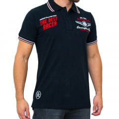 POLO SPEED RUGBY M/C - PRETO