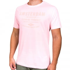 CAMISETA PACK M/C - AMSTERDAM GENUINE